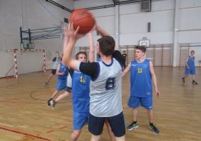 Regijsko tekmovanje v košarki 2016